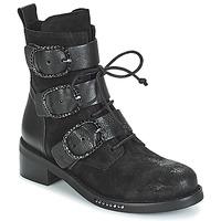 Schoenen Dames Laarzen Mimmu MOEZ Zwart