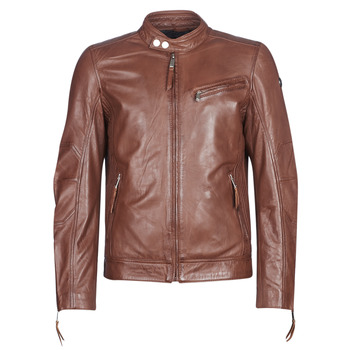 Textiel Heren Leren jas / kunstleren jas Redskins TRUST CASTING Brown