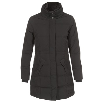 Textiel Dames Mantel jassen Naf Naf BULODI Zwart