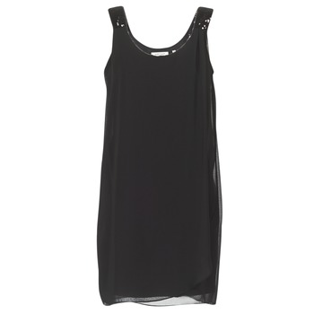 Textiel Dames Korte jurken Naf Naf KLOE Zwart