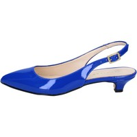 Schoenen Dames Sandalen / Open schoenen Olga Rubini Sandales BY278 Bleu