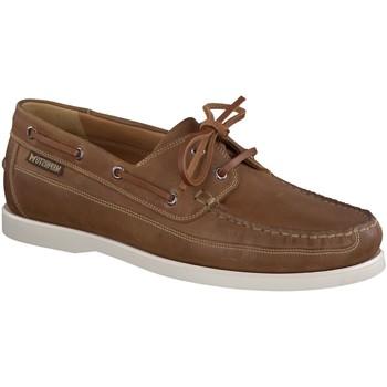 Schoenen Bootschoenen Mephisto BOATING Brown