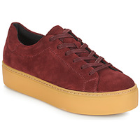 Schoenen Dames Lage sneakers Vagabond Shoemakers JESSIE Bordeaux