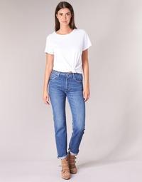 Textiel Dames Boyfriend jeans Replay ALEXIS Blauw / 009