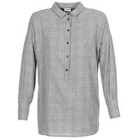 Textiel Dames Tops / Blousjes Noisy May NMERIK Wit / Zwart