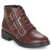 Schoenen Dames Laarzen Coolway CHIP Bordeaux