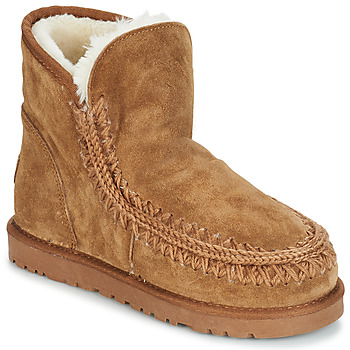 Schoenen Dames Laarzen Coolway ZOW  camel
