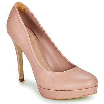 Schoenen Dames pumps Dumond ANTONIETA Brown / Nude