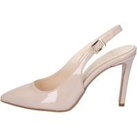 Schoenen Dames Sandalen / Open schoenen Olga Rubini BY286 Beige