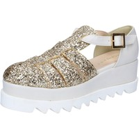 Schoenen Dames Sandalen / Open schoenen Olga Rubini BY337 Argent