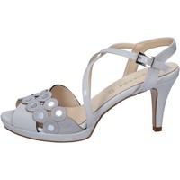 Schoenen Dames Sandalen / Open schoenen Olga Rubini BY358 Gris