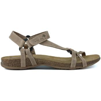 Schoenen Dames Sandalen / Open schoenen Interbios S  TRIBERMUT BEIGE