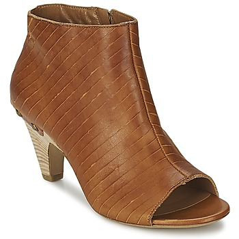 Schoenen Dames Low boots Vic GONCO Brown