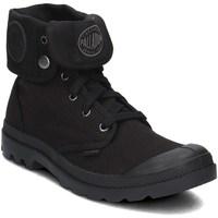 Schoenen Heren Hoge sneakers Palladium Manufacture Baggy Noir