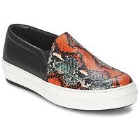 Schoenen Dames Instappers McQ Alexander McQueen DAZE Zwart / Multikleuren
