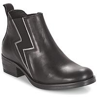 Schoenen Dames Laarzen PLDM by Palladium RIEMA CMR Zwart