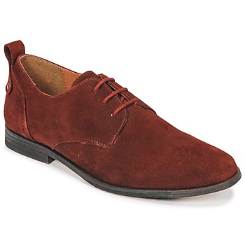 Schoenen Dames Derby PLDM by Palladium PICADILLY SUD Rood / Brique