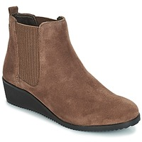 Schoenen Dames Laarzen Hush puppies COLETTE Brown