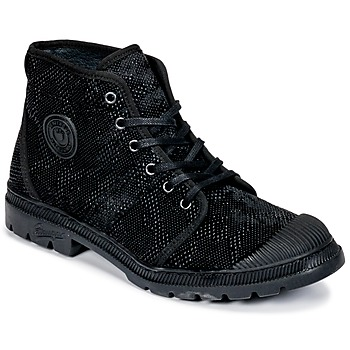 Schoenen Dames Laarzen Pataugas Authentique TP Zwart