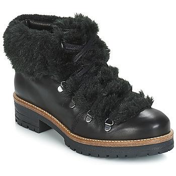 Schoenen Dames Laarzen Pataugas Task Zwart