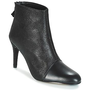 Schoenen Dames Enkellaarzen Elizabeth Stuart CITOU Zwart