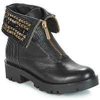 Schoenen Dames Laarzen Tosca Blu KIRUNA Zwart