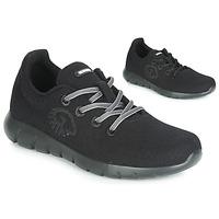 Schoenen Dames Lage sneakers Giesswein MERINO RUNNERS Zwart