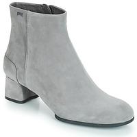 Schoenen Dames Enkellaarzen Camper KIE0 Boots Grijs