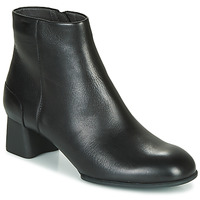 Schoenen Dames Enkellaarzen Camper KATIE  zwart