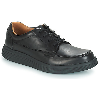 Schoenen Heren Derby Clarks UN ABODE EASE  zwart