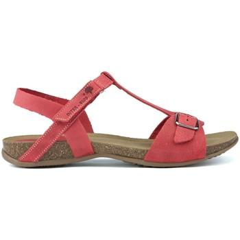 Schoenen Dames Sandalen / Open schoenen Interbios S  AFRODITA ROJO
