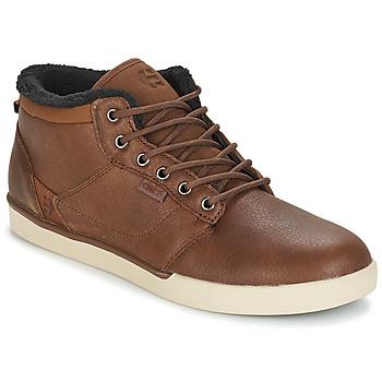 Schoenen Heren Hoge sneakers Etnies JEFFERSON MID Brown