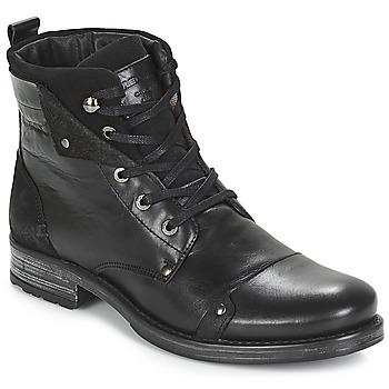 Schoenen Heren Laarzen Redskins YEDES Zwart