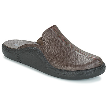 Schoenen Heren Sloffen Romika MOKASSO 202 G Brown