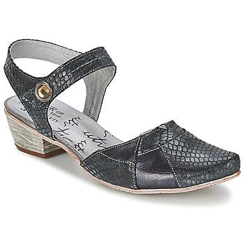Schoenen Dames Sandalen / Open schoenen Un tour en ville DEEMU Zwart