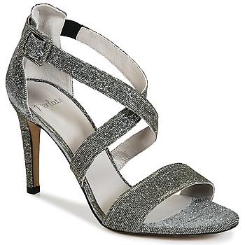 Schoenen Dames Sandalen / Open schoenen Perlato ALAMA Zilver