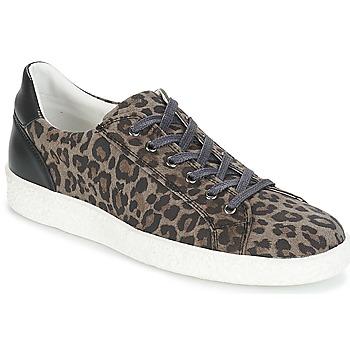 Schoenen Dames Lage sneakers Yurban JUKKY Zwart