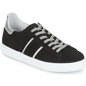 Schoenen Dames Lage sneakers Yurban JEMMY Zwart