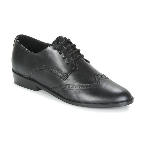 Schoenen Dames Derby So Size JANDEL Zwart