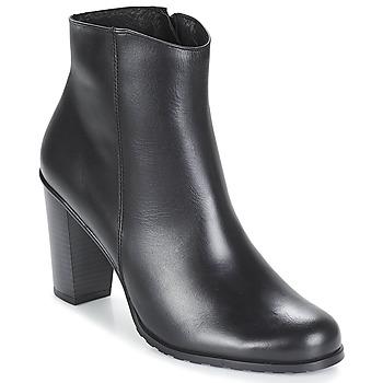 Schoenen Dames Enkellaarzen So Size JOTTA Zwart