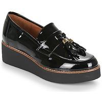 Schoenen Dames Mocassins Fericelli JOLLEGNO Zwart