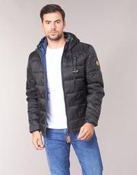 Textiel Heren Dons gevoerde jassen 80DB Original CHILL18 Zwart / Marine