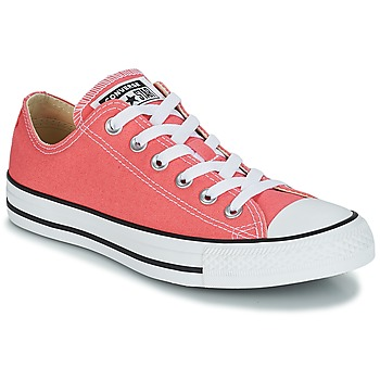 Schoenen Lage sneakers Converse CHUCK TAYLOR ALL STAR OX Orange / Corail