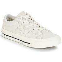 Schoenen Kinderen Lage sneakers Converse ONE STAR OX Wit