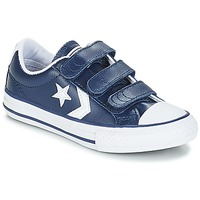64d51cb23b6 Schoenen Kinderen Lage sneakers Converse STAR PLAYER EV V OX Navy / Wit.  Outlet. Converse