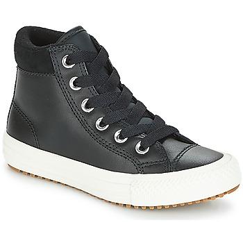 Schoenen Kinderen Hoge sneakers Converse CHUCK TAYLOR ALL STAR PC BOOT HI Zwart / Wit