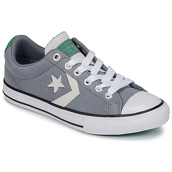 Schoenen Kinderen Lage sneakers Converse STAR PLAYER OX Cool / Grey / Green / Wit
