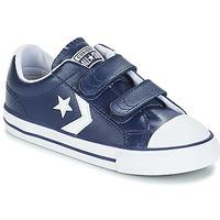 Schoenen Kinderen Lage sneakers Converse STAR PLAYER EV V OX Navy / Wit
