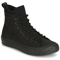 Schoenen Heren Hoge sneakers Converse CHUCK TAYLOR ALL STAR WP BOOT LEATHER HI Zwart