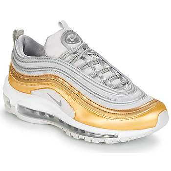 Schoenen Dames Lage sneakers Nike AIR MAX 97 SPECIAL EDITION W Grijs / Goud